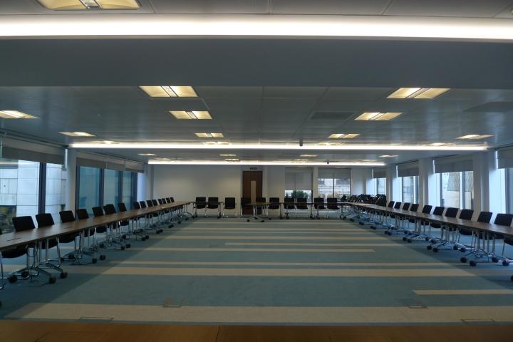 Office lighting MOTH