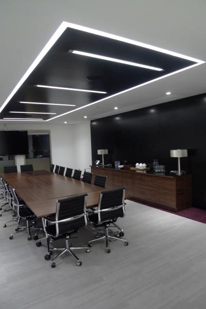 Meeting room lighting