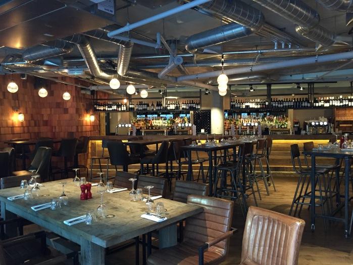 Moth Lighting - Restaurant lighting