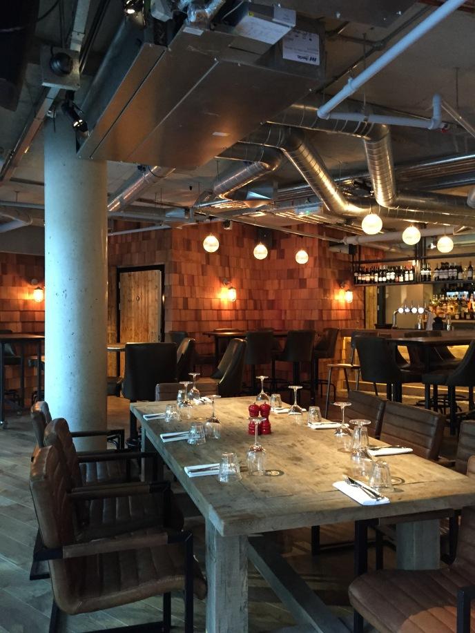 Restaurant LED