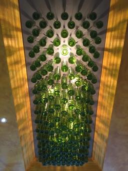 Lighting design at Tapas