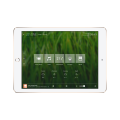 Silver iPad Room Mode1