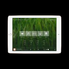Silver iPad Room Mode 1