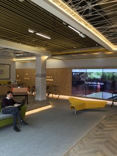 Lighting deisgn for student accommodation