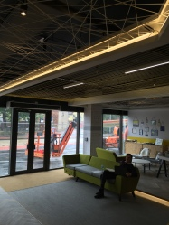 Lighting design for student accommodation