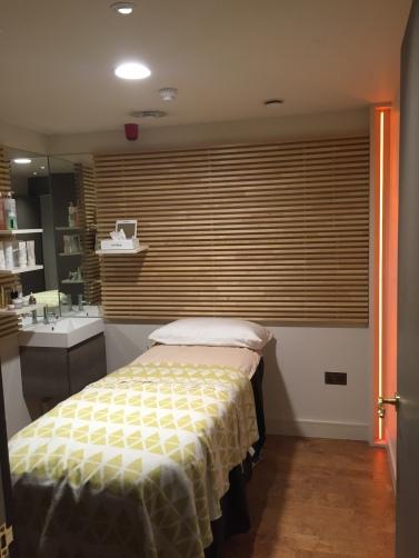 Lighting design for hair salon