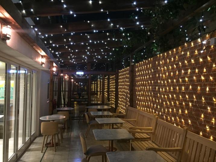 Lighting design for bakery