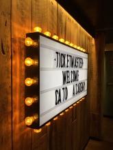 Cinema lightbox
