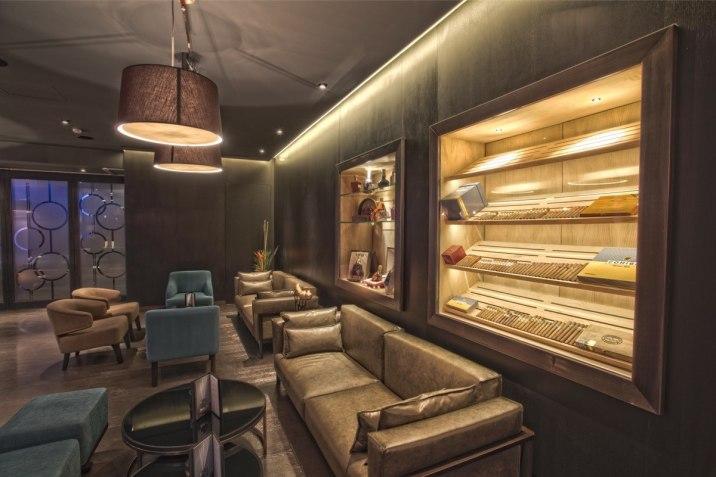 hotel lighting design