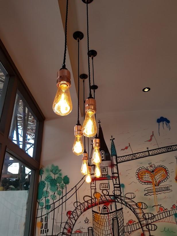 Lamp pendants