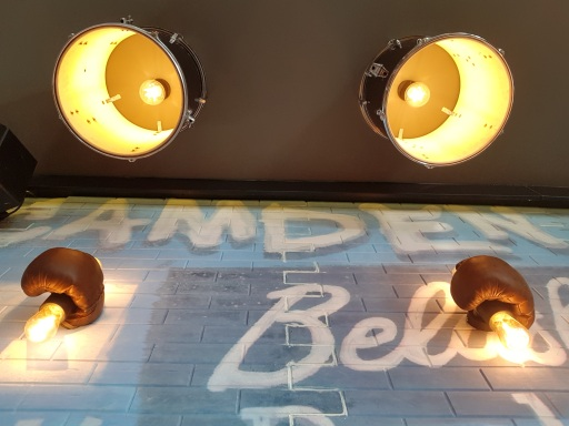 Belushis Lighting