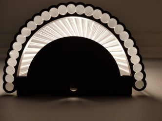 Park mansions wall light