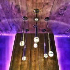 Bar and restaurant lighting